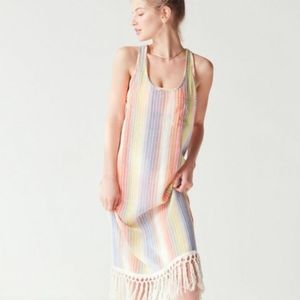Beach Lightweight Relaxed-fit Cover-up Dress, NWT